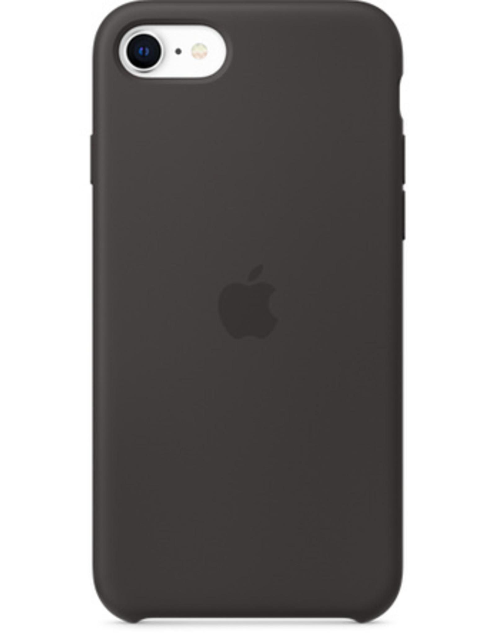 Apple Black iPhone Silicone Case