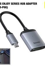 Baseus Baseus Enjoy Series Type-C to SD card Hub adapter