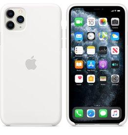 Apple White iPhone Silicone Case