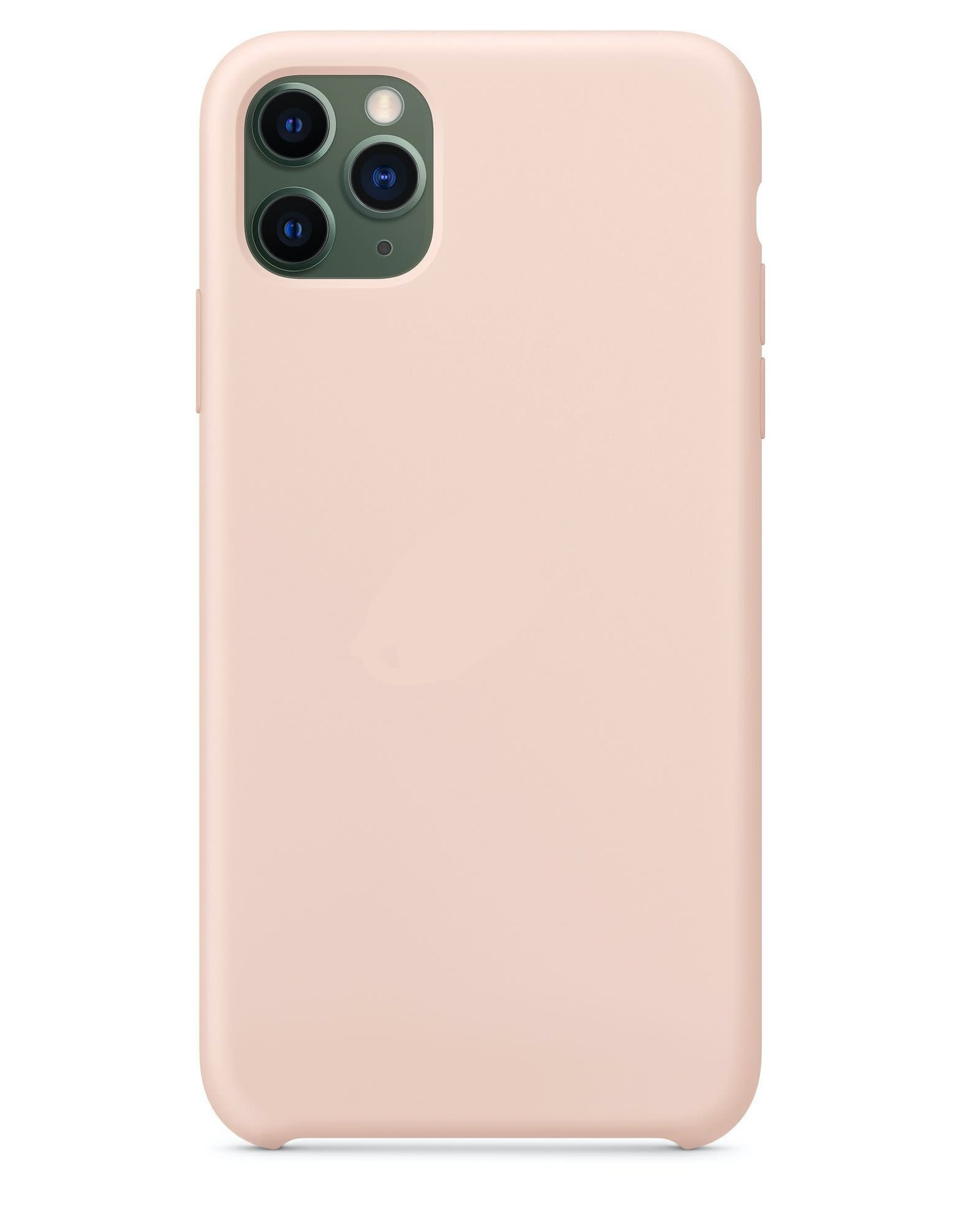 Apple Pink Sand iPhone Silicone Case