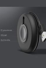 Baseus Yoyo Smart Watch Wireless Charger Black