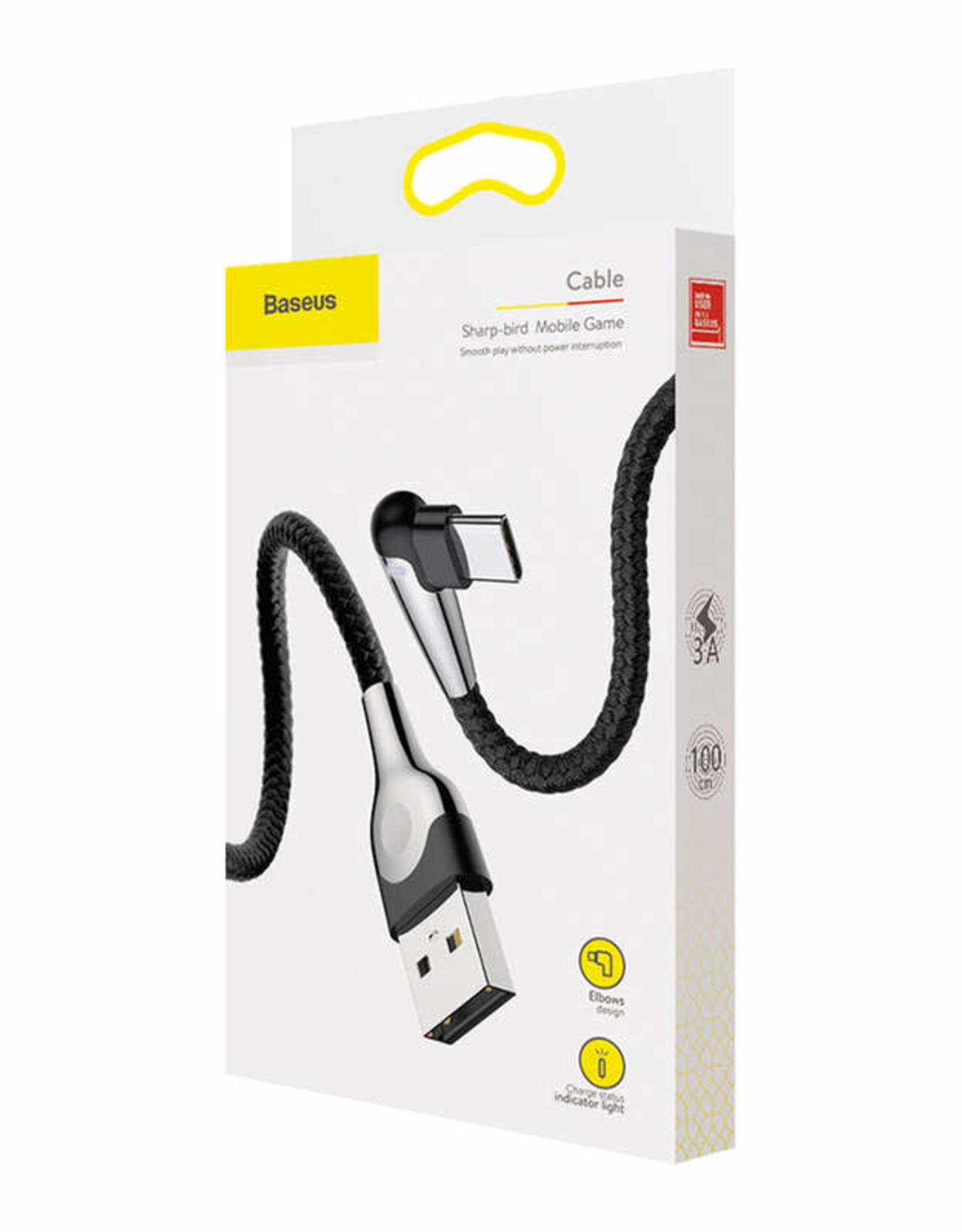 Baseus BASEUS 2M MVP Right Angle Type-C Data Cable