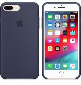 Apple Midnight Blue iPhone Silicone Case
