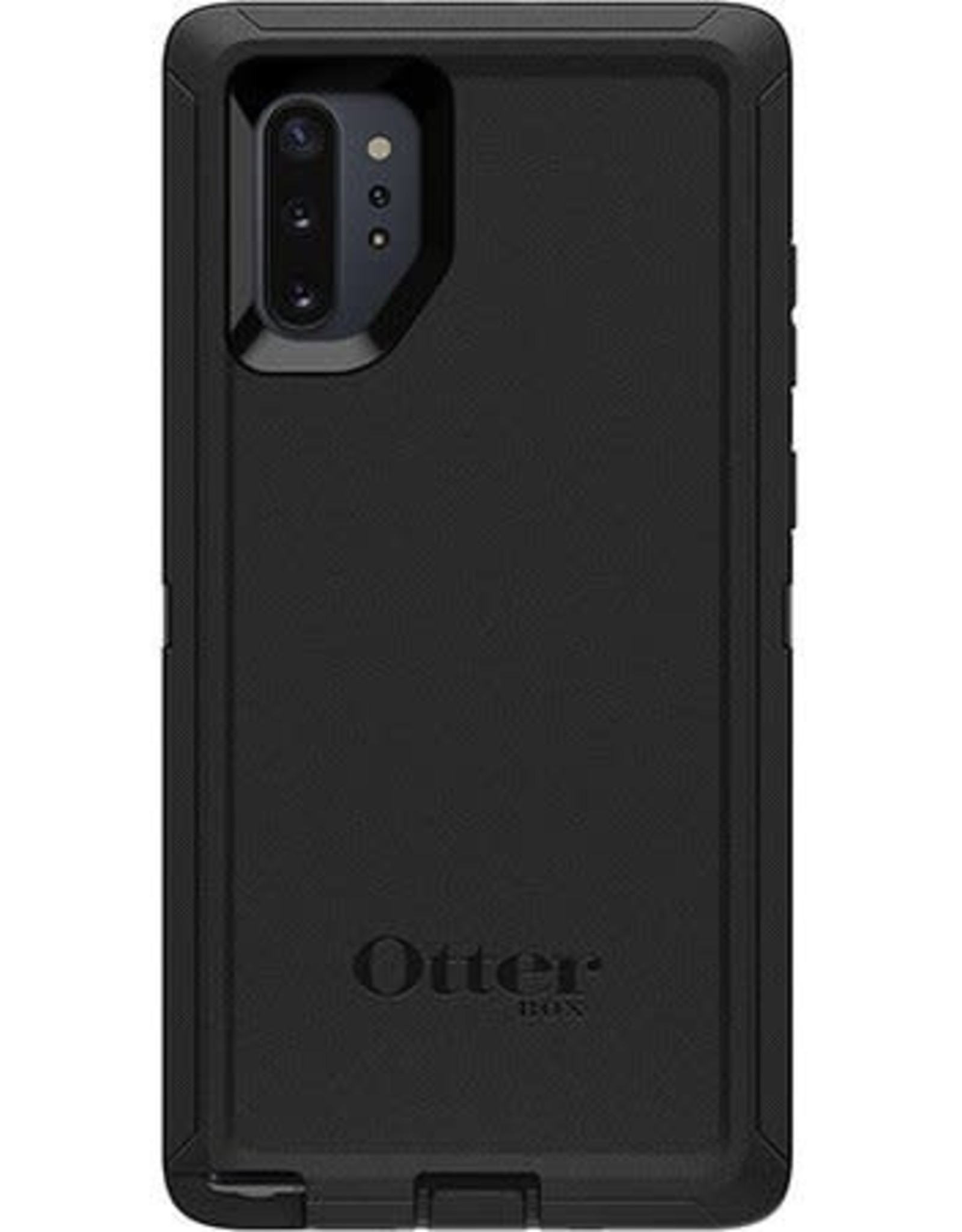 OtterBox OtterBox Defender Series Screen-less Edition Case Note 10 Plus Black