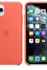 Apple Clementine iPhone Silicone Case