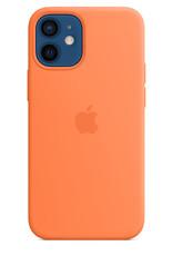 Apple iPhone Silicone Case ** Kumquat iPhone 12 mini
