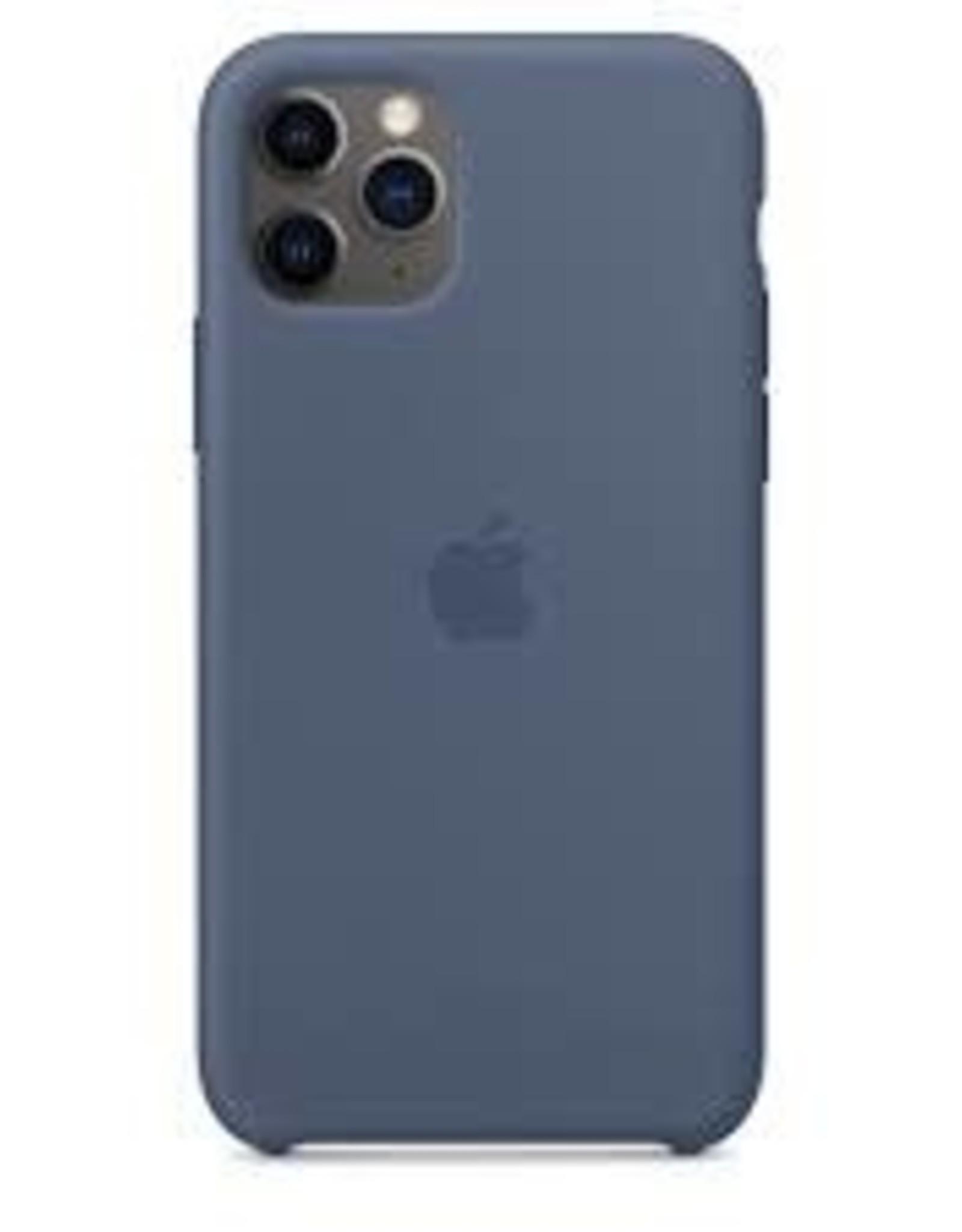 Apple Alaskan Blue iPhone Silicone Case