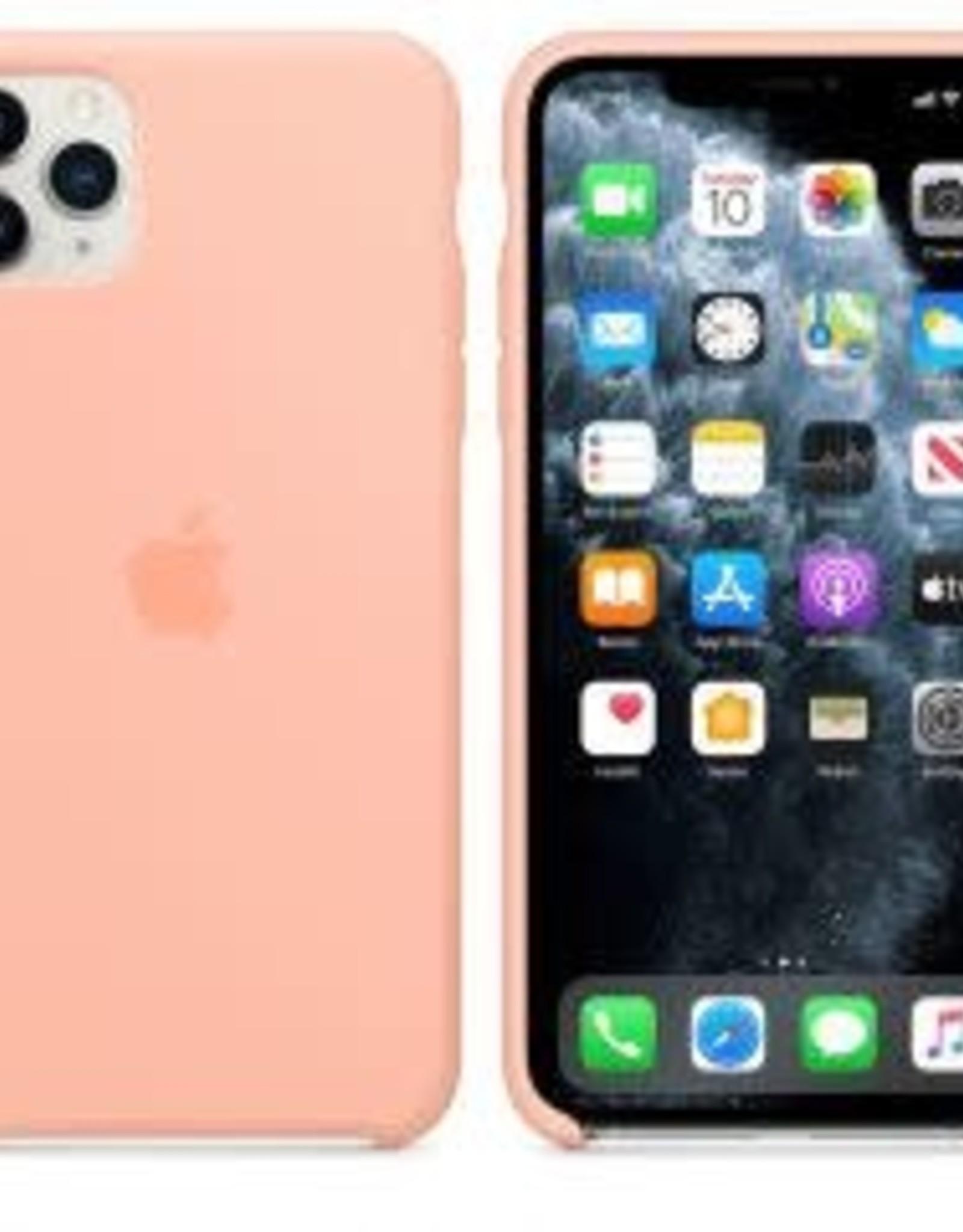 Apple Grapefruit iPhone Silicone Case