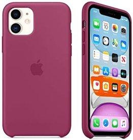 Apple Pomegranate iPhone Silicone Case