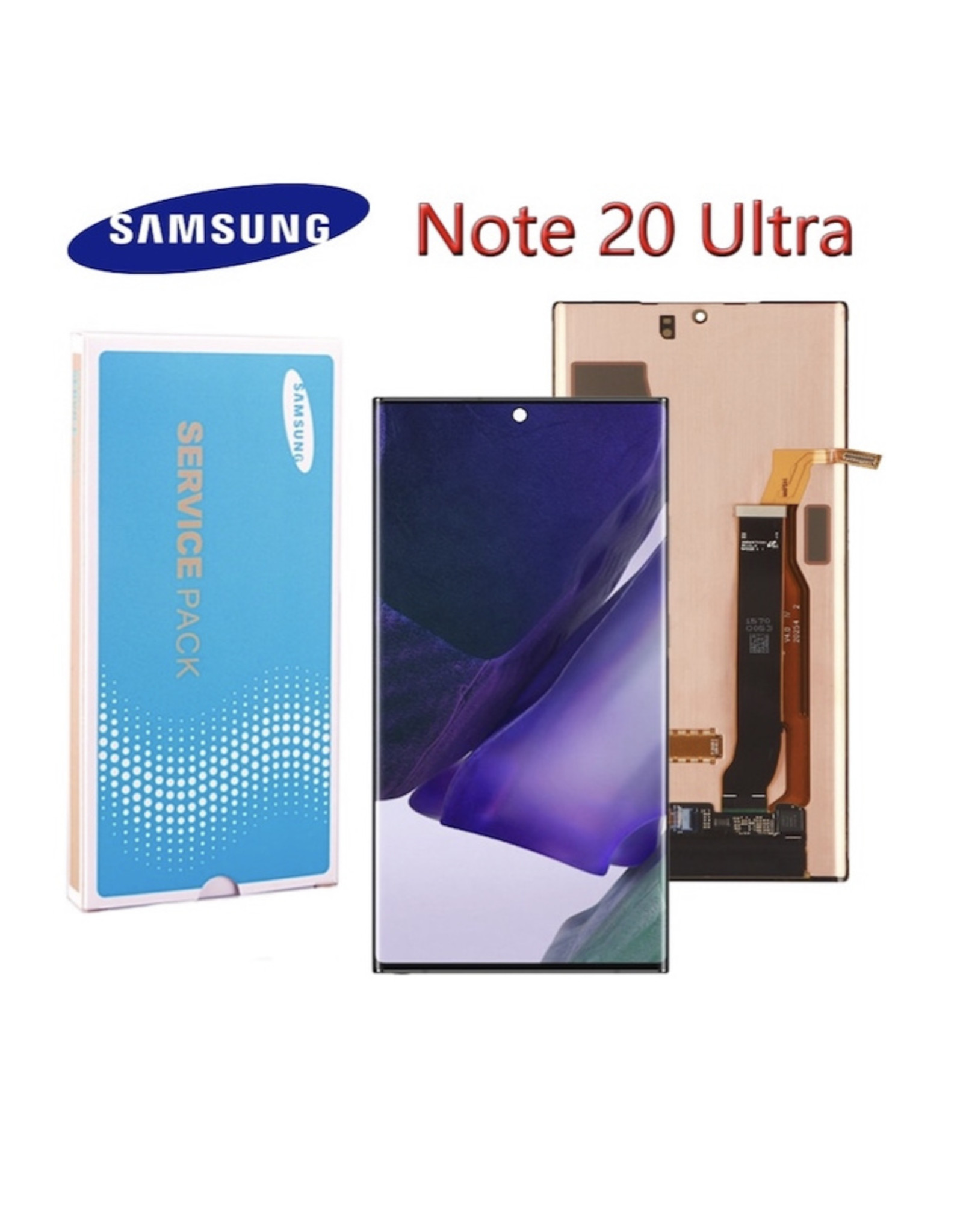 Samsung Samsung Galaxy Note 20 Ultra Screen Replacement