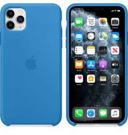 Apple Surf Blue iPhone Silicone Case