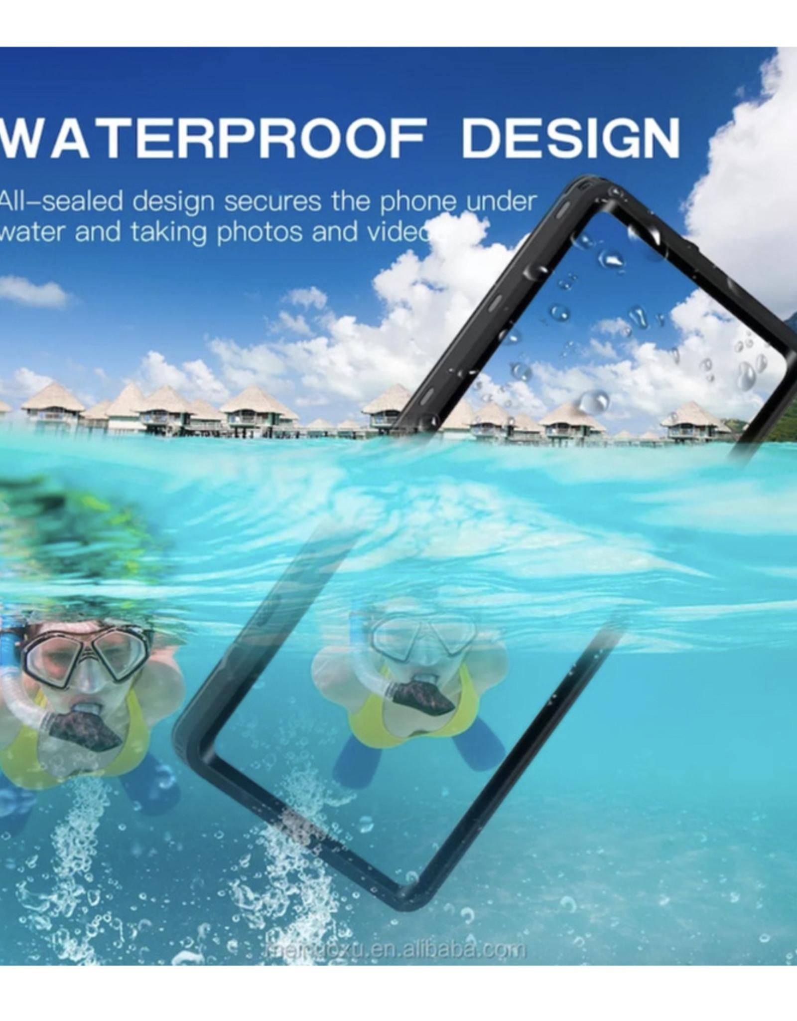 Red Pepper Waterproof Case Samsung Note 20