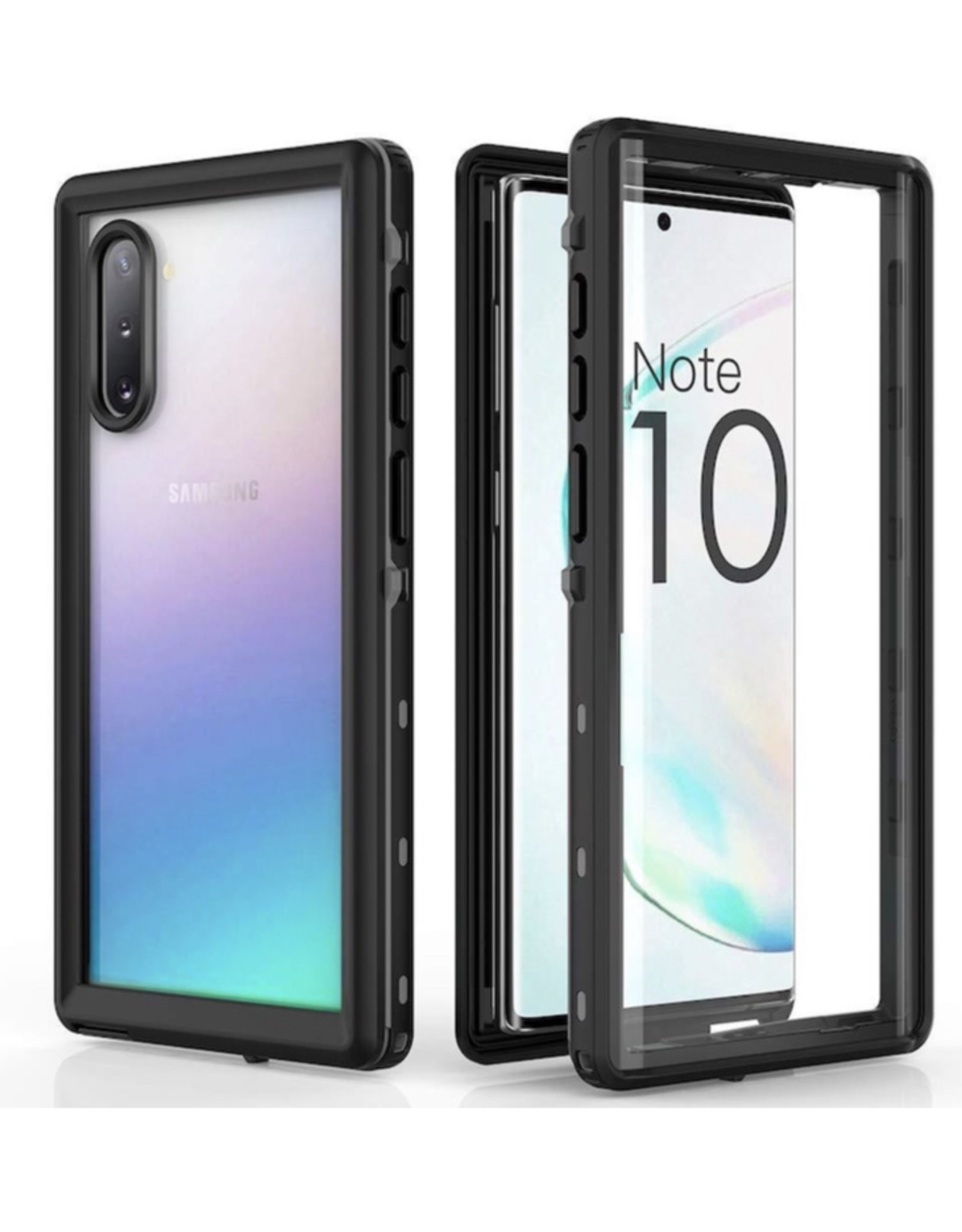 Redpepper Redpepper Samsung Note 10 Waterproof Case