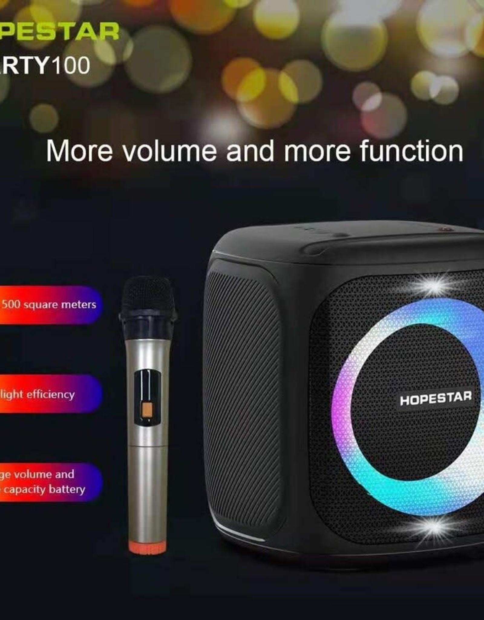 HopeStar HOPESTAR Party 100  Speaker