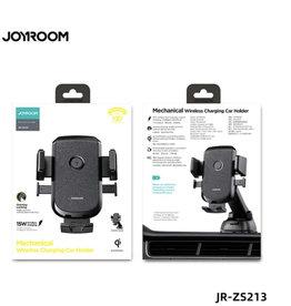 Joyroom Mechanical  15W Wireless Charger Car Holder