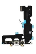 Apple iPhone Charging Port USB Dock Connector Flex Cable Assembly Replacement for iPhone 7 Plus(White)