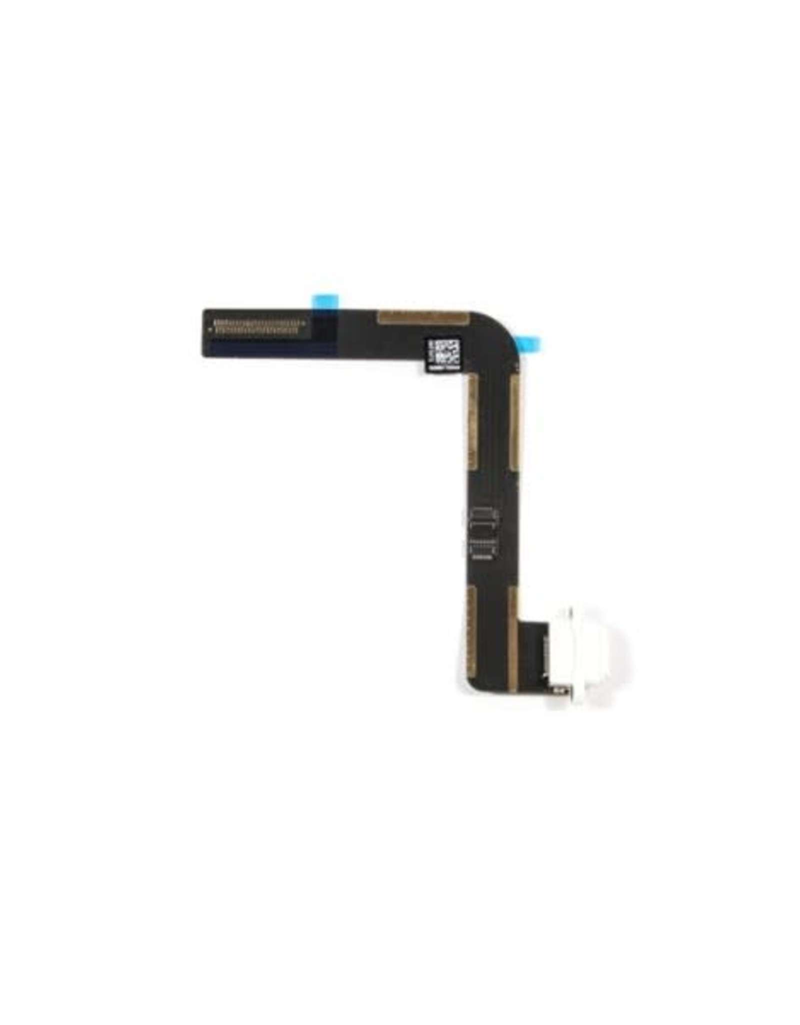 Apple iPad Air 1,5,6 Charge-port Flex White