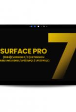 Microsoft Surface Pro 7 LCD 1866/Version1: LP123WQ1