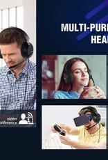 NUBWO N12 3.5mm Gaming Headset Stereo Gaming Headphones with Mic