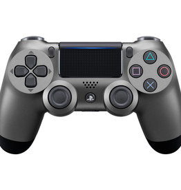 PlayStation DualShock 4 Wireless Controller for PlayStation 4 Metal Grey