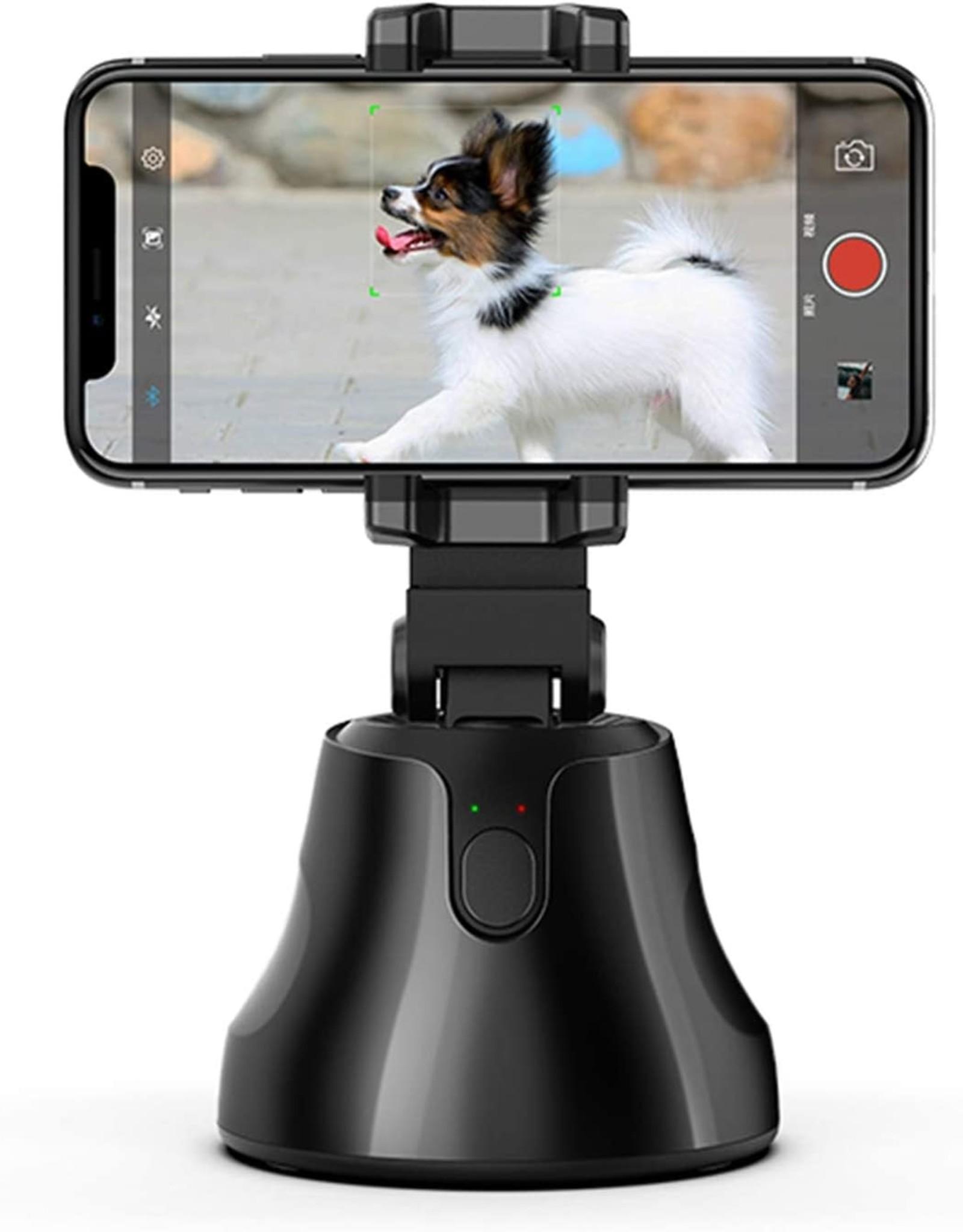 Baseus Baseus Selfie Smart Auto Shooting Stick  Genie 360°Intelligent Object Tracking Holder Black