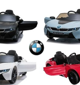 Bmw Remote Controlled Car For Kids- BMW i8 Sport Coupe*