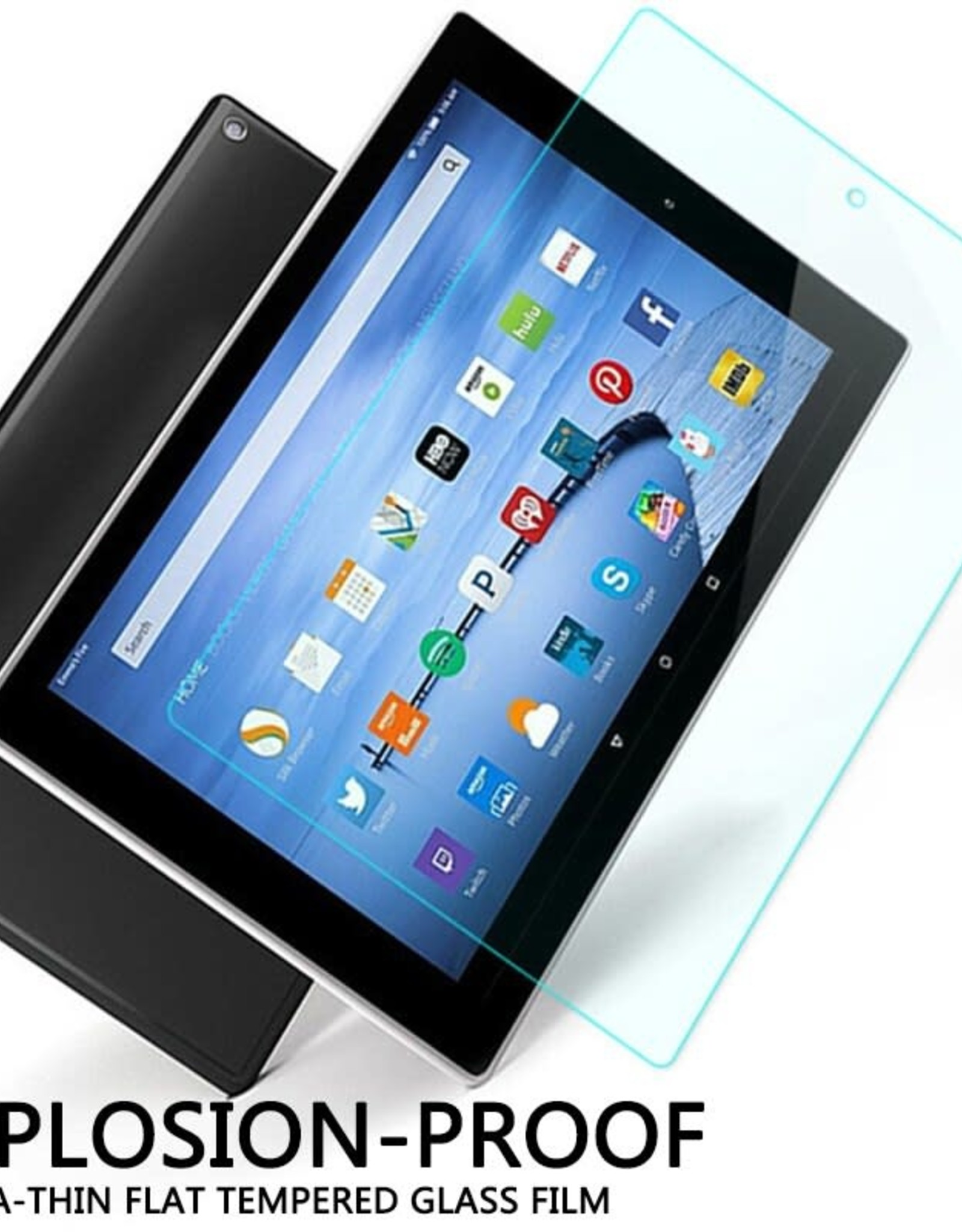 Amazon Tempered Glass for Amazon Fire Tablet 8*