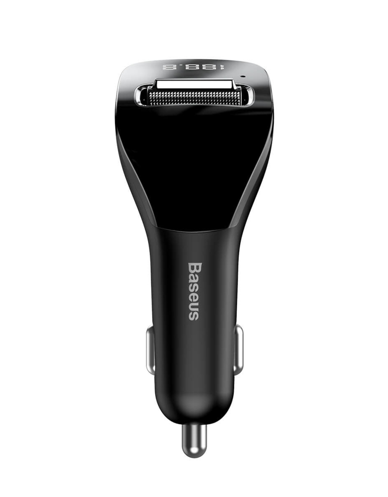 Baseus Baseus Streamer F40 AUX wireless MP3 car charger Black