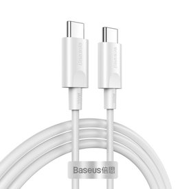 Baseues Baseus Superior Series Fast Charging Data Cable Type-C to Type-C 100W 2m Black