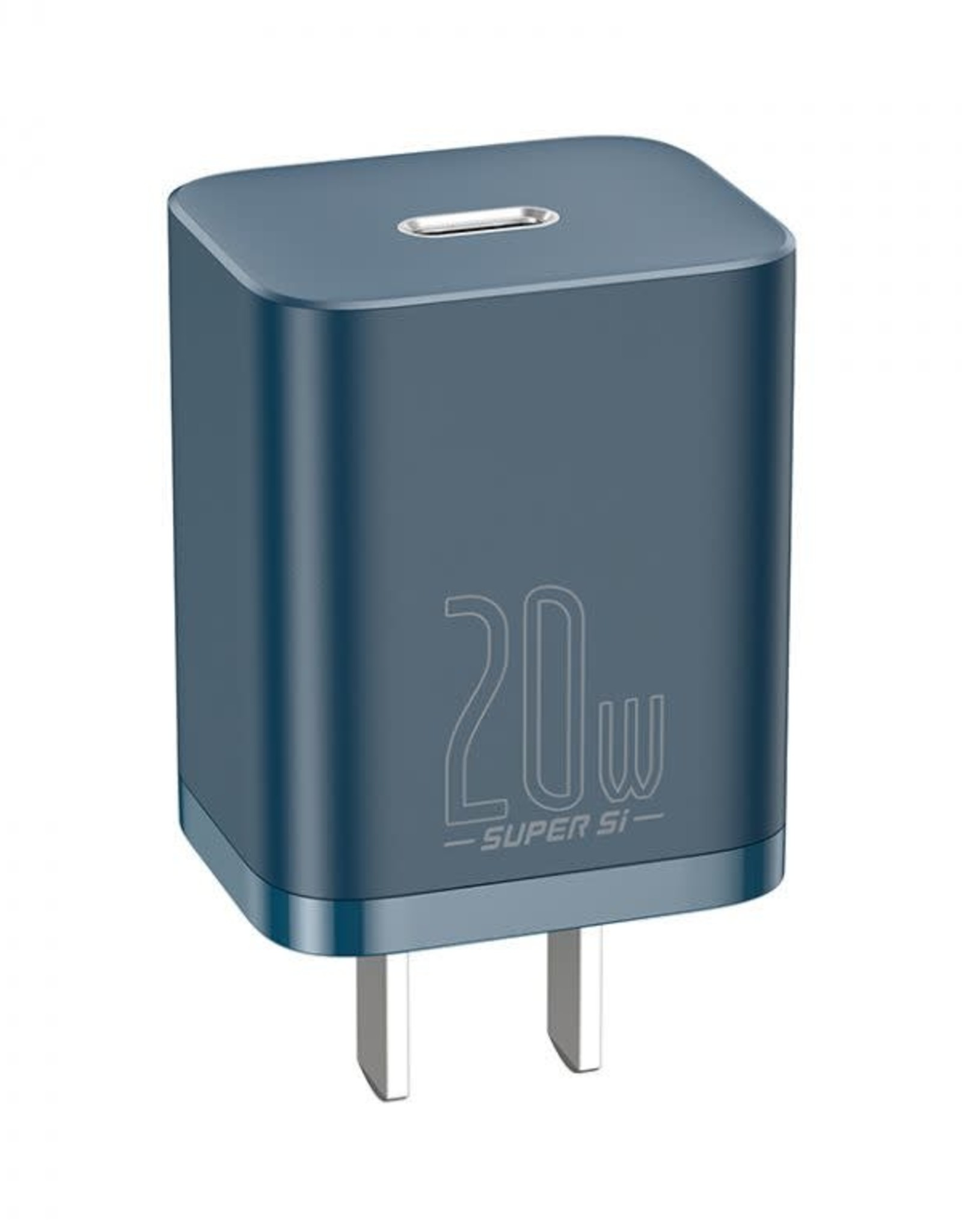 Baseus Baseus Super Si Quick Charger 1C 20W CN Blue