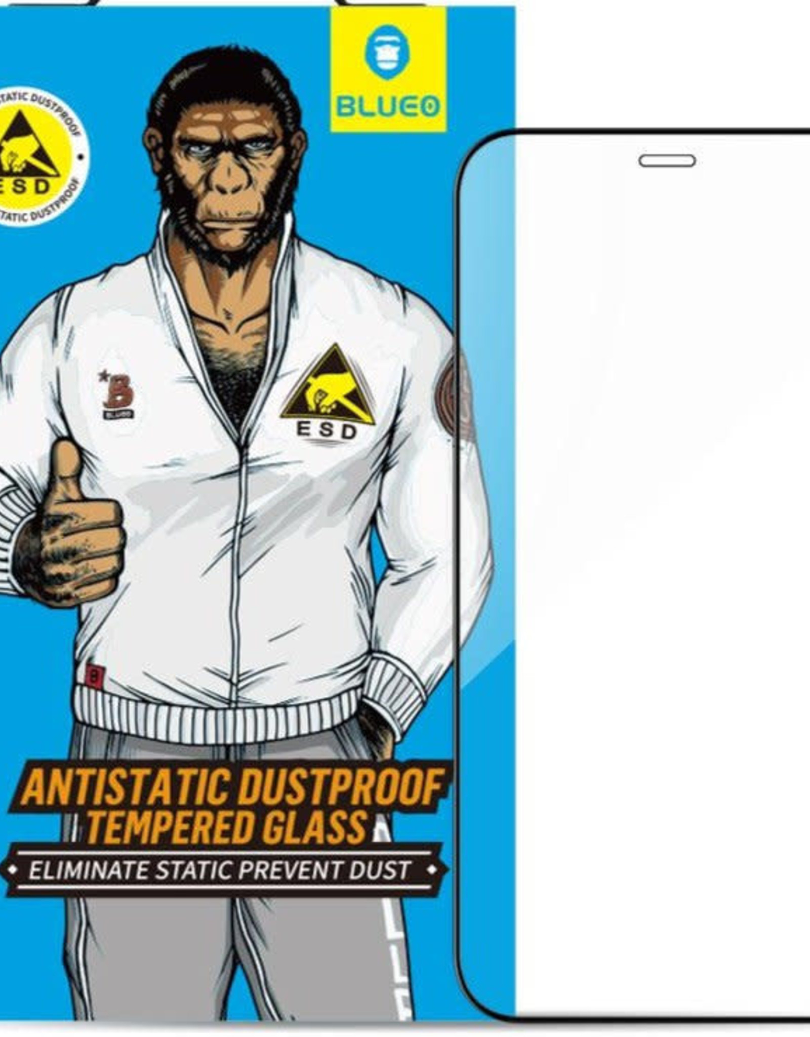 Blueo 0.33 HD Full Cover Glass Anti-Dust