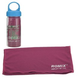pictet-fino Pictet - Fino Cooling Towels 90*30cm Purple