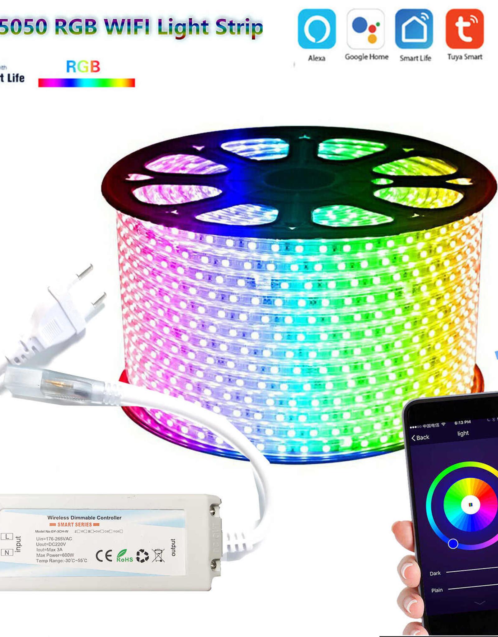 LED Strip-Light 20M smart wifi control LED light
