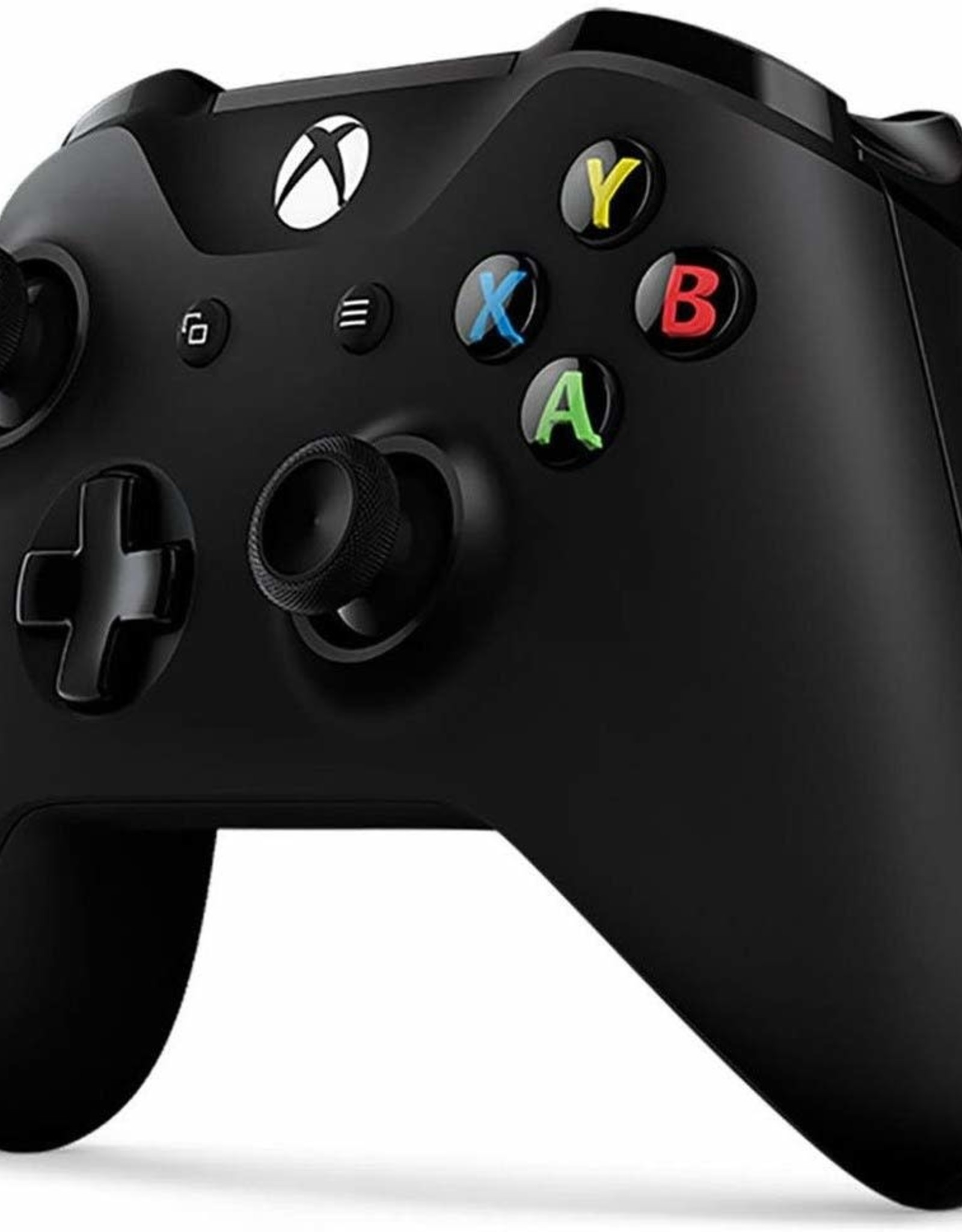 Microsoft Xbox One Bluetooth Wireless Controller  (Black)
