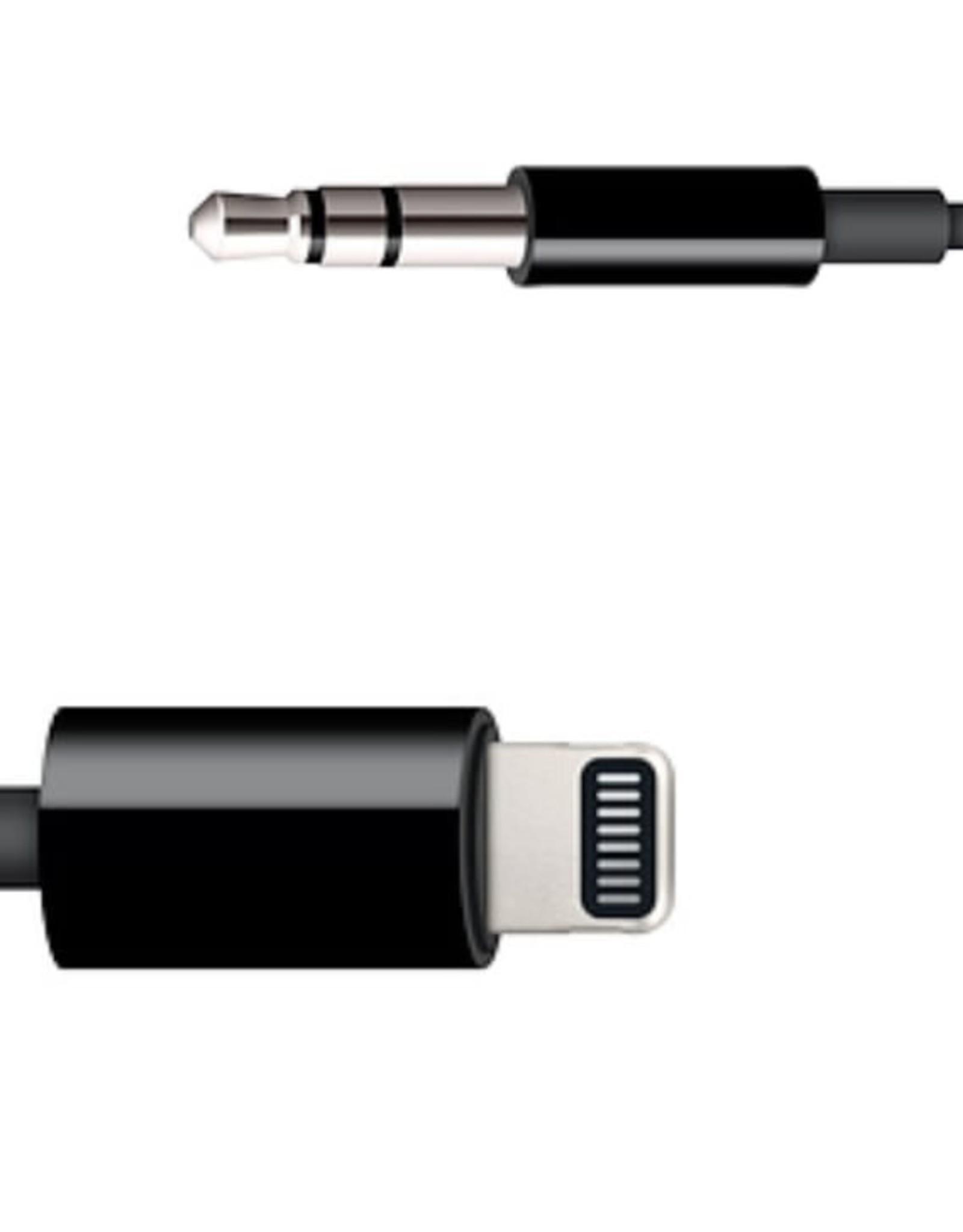 Lightning to 3.5 mm Audio Jack