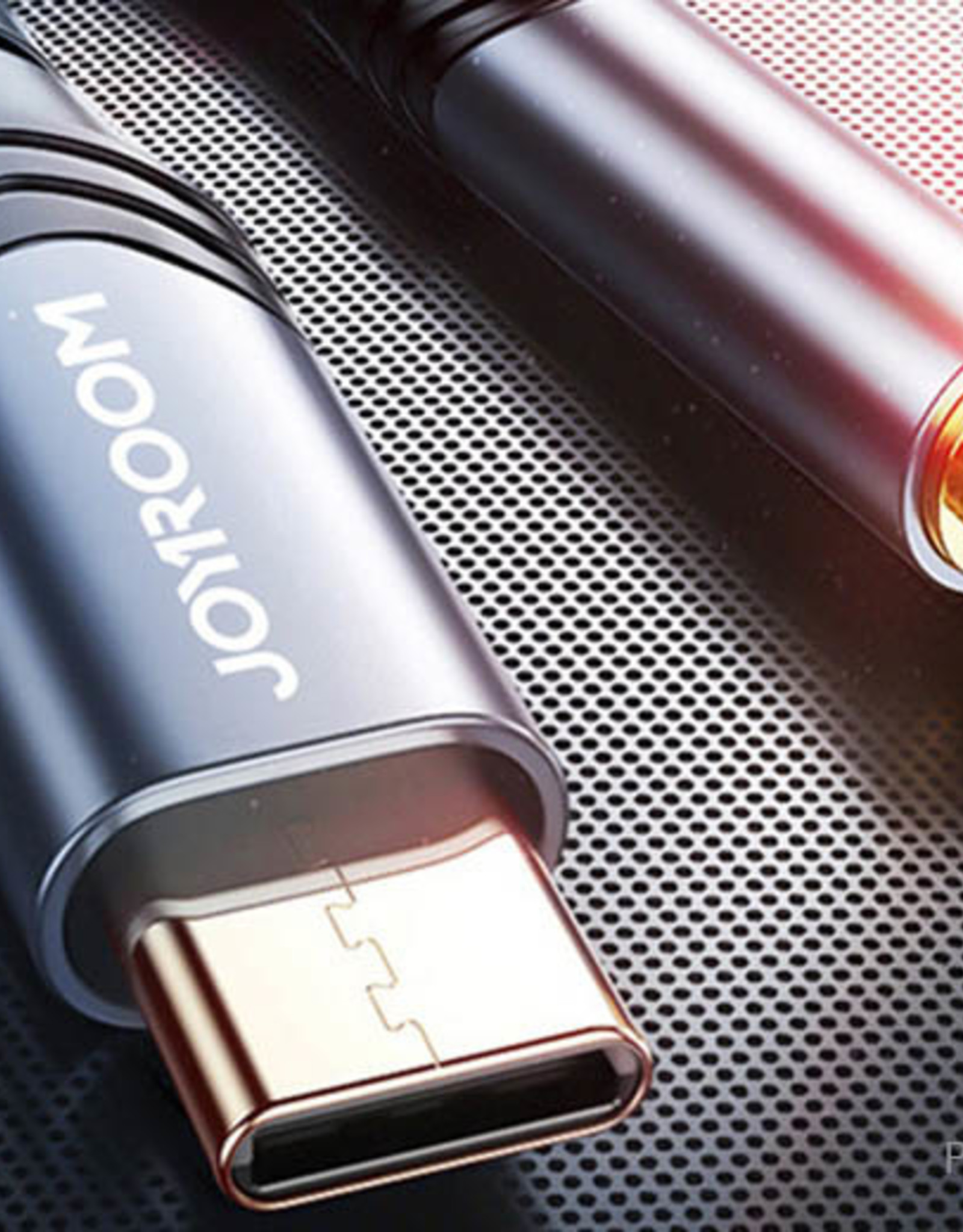 Joyroom SY-A03 Universal USB-C to 3.5mm Audio Cable (100m)(1m)