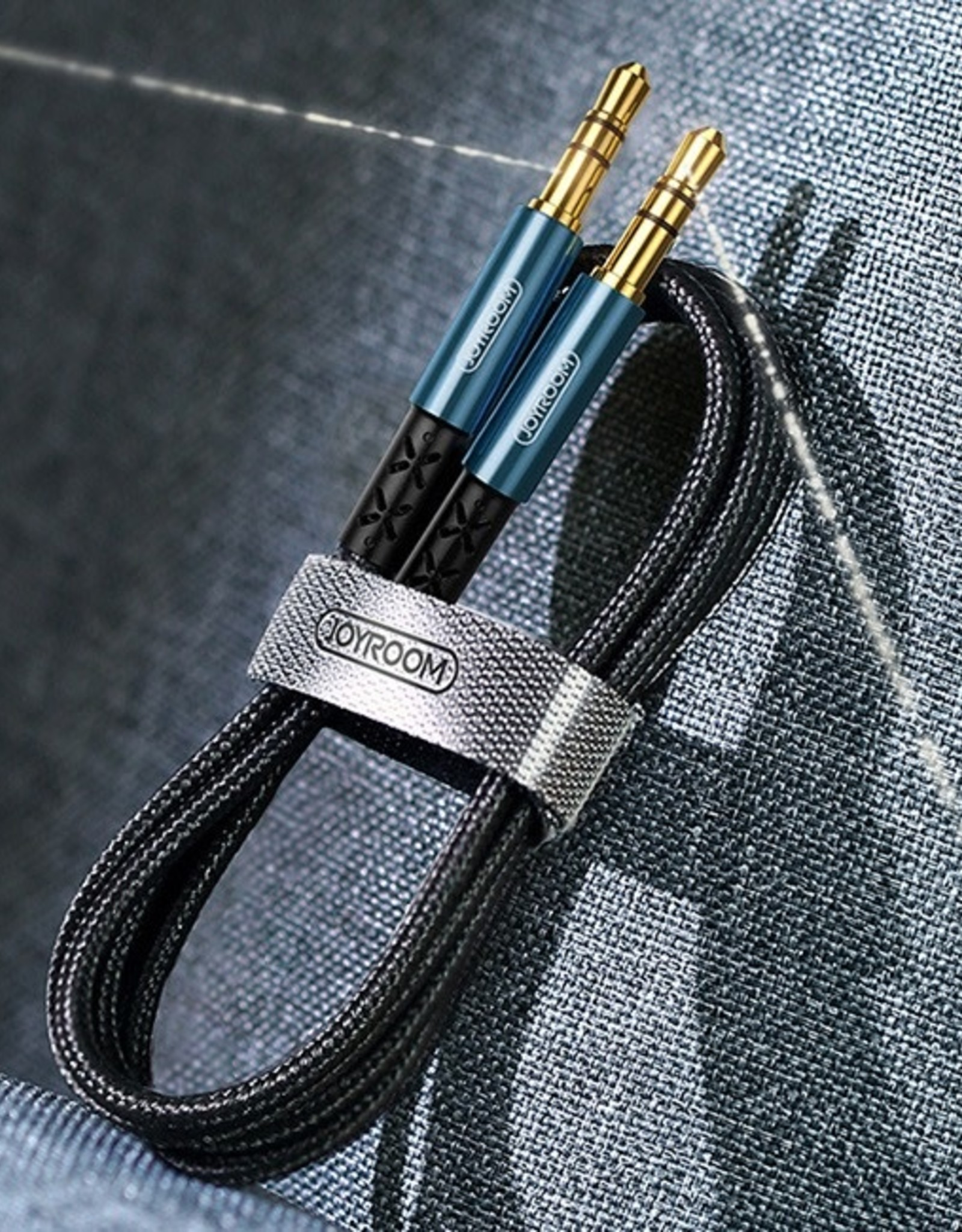 Joyroom Joyroom A1 Series Audio AUX Cable 1m