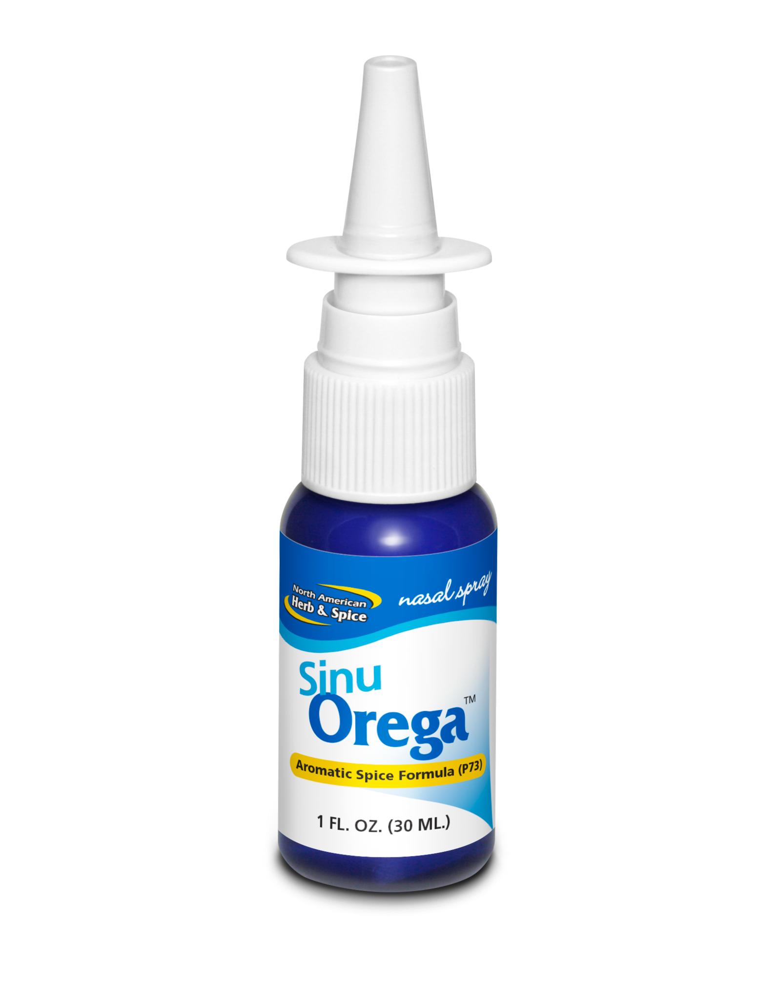 North American Herb & Spice Sinu Orega Nasal Spray