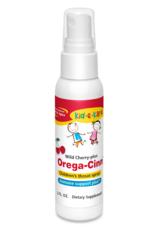 North American Herb & Spice Orega Cinn Throat Spray 2 oz