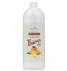 Young Living Thieves Hand Soap Refill 32 oz