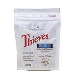 Young Living Thieves  Cough Drops 30 ct.