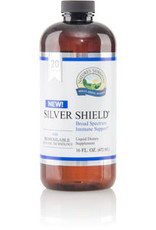 Nature's Sunshine Silver Shield w/Aqua Sol (20 ppm) (16 fl. oz.)