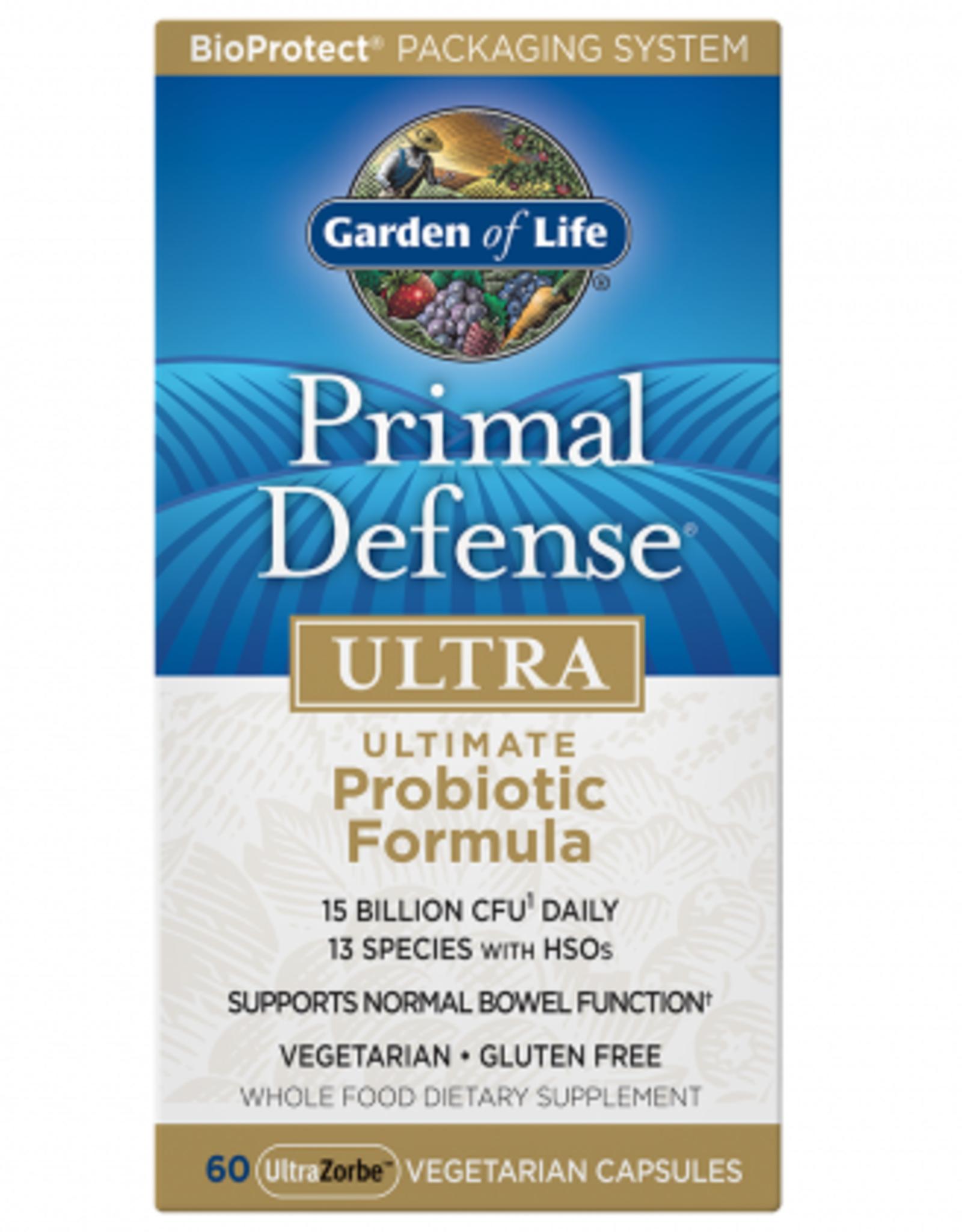 Garden Of Life Primal Defense Ultra 180ct