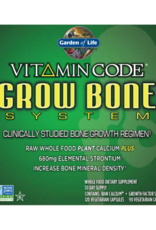Garden Of Life Vitamin Code Grow Bone 30-Day KIT