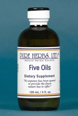 Pure Herbs FIVE OILS