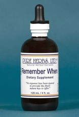 Pure Herbs Remember When 4oz
