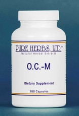 Pure Herbs OC-M Pills