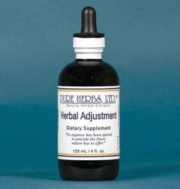 Pure Herbs Herbal Adjustment 4oz