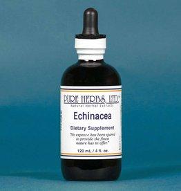 Pure Herbs Echinacea 4oz