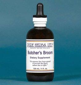 Pure Herbs Butchers Broom 4oz